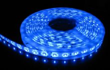 3528 SMD BLUE LED Strip Light 5 m Long (60 LED/M)
